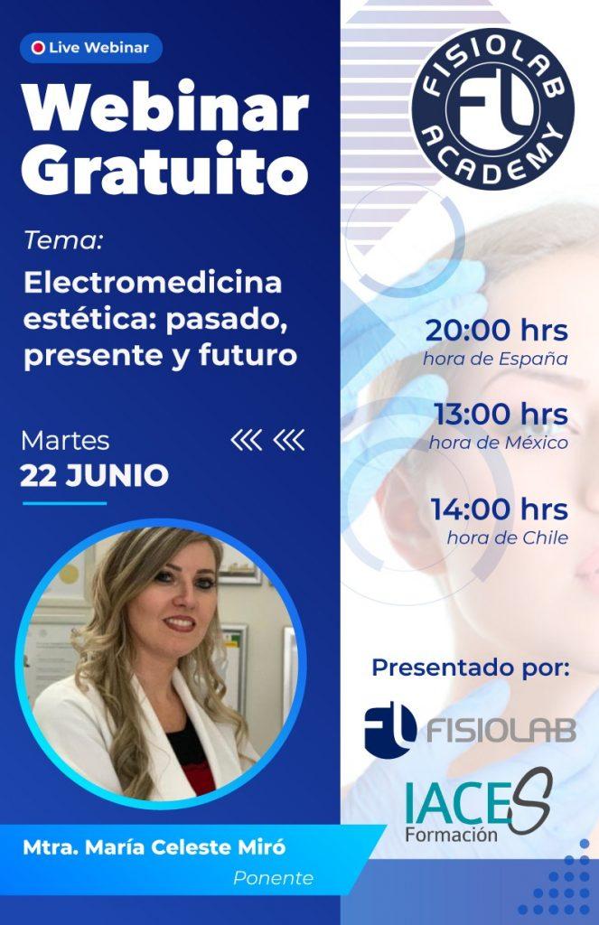 electromedicina estetica, pasado, presente y futuro